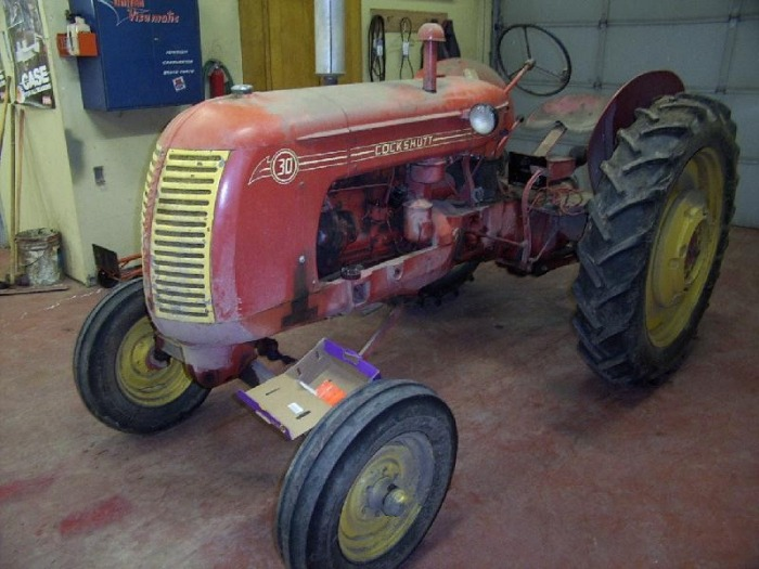 1947 farmall b diagrams 1947 allis chalmers b
